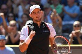 Thiem tantang Raja Australia Open Djokovic di babak final