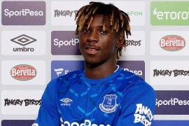Everton terkejut Moise Kean gelar pesta di tengah pandemi corona