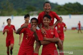 Indonesia ke semifinal Piala AFF U-15 2019