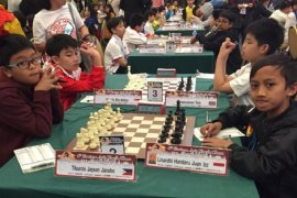 Indonesia raih tiga emas kejuaraan catur kilat di Bangkok