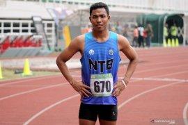 Kejuaraan dunia atletik, PB PASI tak persoalkan kegagalan Zohri di Qatar