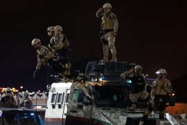 "Dua ""teroris"" ditembak pasukan keamanan Saudi"