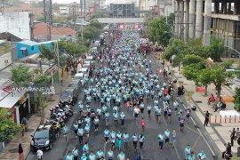 Dua pelari meninggal, Pemkot evaluasi Surabaya Marathon 2019