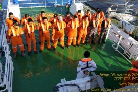 30 korban kapal terbakar di Matasiri belum ditemukan