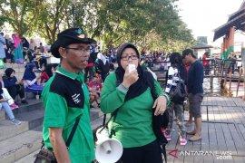 Penyuluh sapta pesona hadir di tempat-tempat wisata Banjarmasin