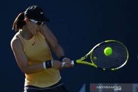 Zheng Saisai juara di San Jose, gelar WTA pertamanya