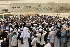 Saat hari berpulangnya Mbah Moen, suhu di Mekkah teduh (video)