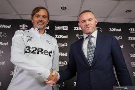 Rooney resmi bergabung dengan Derby County