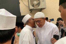 Jenazah Mbah Moen disemayamkan di Kantor Daker Mekkah