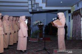 Hj Elyani Yustika M Noor dilantik pimpin DWP HSS