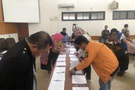 KPU Kaltim tetapkan 55 anggota DPRD terpilih