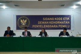 Komisioner KPU disidang karena salah tulis alamat caleg