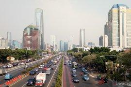 BMKG: Akhir pekan, prakiraan cuaca Jakarta berawan