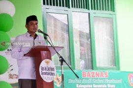 Baznas Gorut : Bayar zakat melalui UPZ ciptakan keadilan pendistribusian