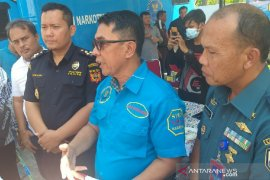 BNNP Sumut: Selat Malaka sangat rawan penyelundupan narkoba