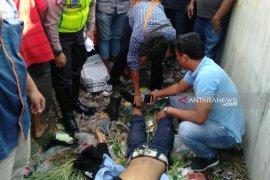 Korban tabrak lari, siswa SMK di Medan tewas di tempat sampah