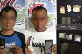 Dua napi pemilik narkotika diamankan Polres Tanjungbalai
