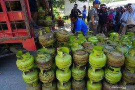 Bupati Muda keluarkan surat tetapan HET penjualan LPG 3 kilogram