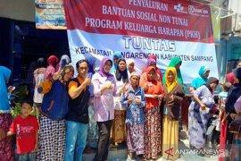 7.725 lansia di Bangkalan terima bantuan PKH-Plus Pemprov Jatim