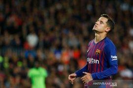 Jika tidak bisa jual Coutinho, Barcelona siap terima uang sewa Rp162 miliar