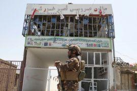 63 tewas akibat Bom bunuh diri saat pesta perkawinan di Afghanistan