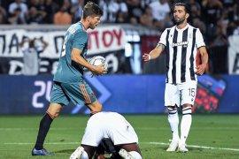 Ajax main imbang 2-2 di markas PAOK