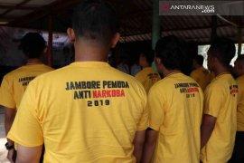 Sebanyak 45 pemuda Bekasi ikuti jambore pemuda antinarkoba