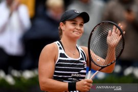 Ashleigh Barty siap tanding di China Open