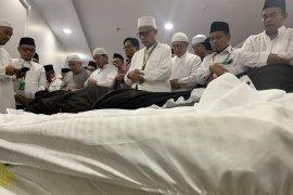 Kadaker Mekkah klarifikasi siapa pemimpin doa untuk Mbah Moen