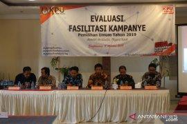KPU Singkawang evaluasi kegiatan sosialisasi Pemilu serentak 2019