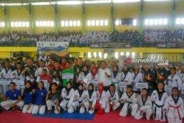 Dispora Sumut seleksi atlet taekwondo jelang Popnas