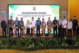 Kemendagri Apresiasi Musrenbang RPJMD Provinsi Lampung 2019-2024
