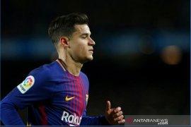 Coutinho dipinjamkan Barcelona ke Bayern Muenchen