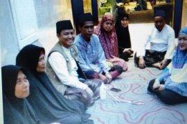 Kegiatan ibadah haji jemaah asal Kabupaten Lebak