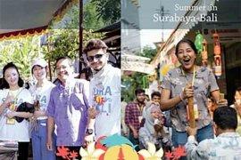 """Mahasiswa tiga negara ikuti """"SuraBali Program 2019"""" UKP-Unair-Unud"""