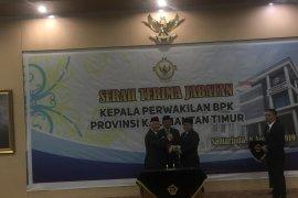 Dedek Nandemar jabat Ketua BPK perwakilan Kaltim