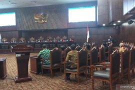 MK tolak permohonan PSU caleg  DPD daerah pemilihan Sultra