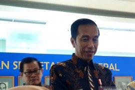 Jokowi: SDM berkualitas pondasi pembangunan bangsa