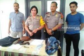 Polres Ogan Komering Ulu gagalkan aksi begal motor, tangkap tiga pelaku