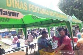 Harga bawang merah lokal di Pasar Tani Aceh lebih murah Rp3.000