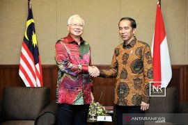 Presiden Joko Widodo kunjungan resmi ke Malaysia