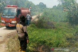 Empat warga  jadi tersangka pembakar lahan