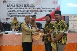Golkar ajukan nama pengganti caleg terpilih DPRD Kabupaten Gorut