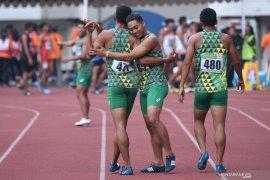Eni Nuraini puji tampilan atlet pelatnas di lari estafet