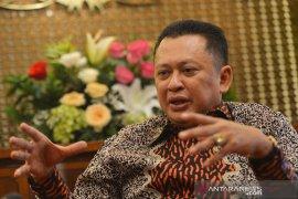 Aklamasi, Bambang Soesatyo terpilih Ketua MPR RI 2019-2024