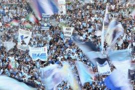 Bos kelompok fans Lazio tewas ditembak
