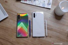 Samsung banderol ponsel Galaxy Note 10 mulai Rp13 jutaan