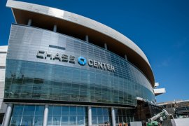 Warriors bakal jajal arena baru