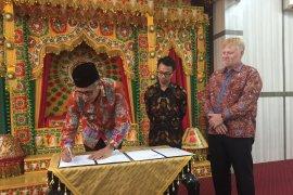 Aceh-YIDH tandatangani MoU tentang komoditas hijau