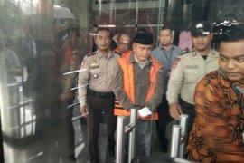 Penahanan dua anggota DPRD Jambi diperpanjang